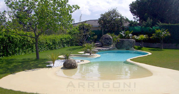 Awesome piscine laghetto prezzi contemporary - Piscine naturali ...