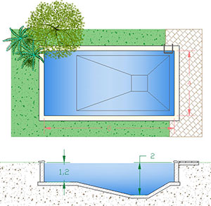 Piscina Interrata Preventivo.Preventivi Piscine Interrate Chiavi In Mano Kit Fai Da Te